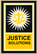 Justice Solutions logo
